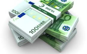 money, euros, bills, bill, note, pack, packs, currency, 100