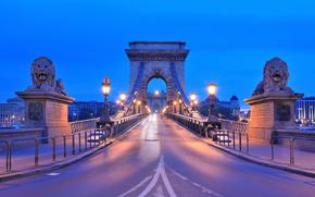 Ponte delle Catene, Budapest, Ungheria