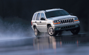 2002, Jeep, Grand Cherokee, Édition spéciale