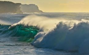 Pacific Ocean, Pacific, wave, ocean, Rocks