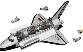 nevasca, URSS, ciência, equipamento, espaço