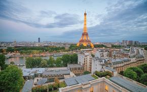 巴黎, 艾菲尔铁塔, 法国