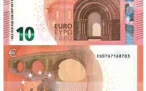 dinero, euros, proyecto de ley, nota, 10