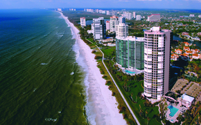 coast, Naples, Florida, USA
