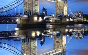 Tower Bridge, londra, Gran Bretagna