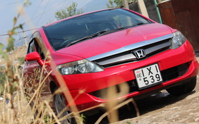 Honda, Airwave, japan, Tokio, car, Ukraina, Rossia