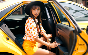 model, style, view, cap, taxi, machine
