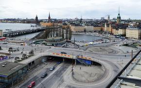 Stockholm, Sweden, city