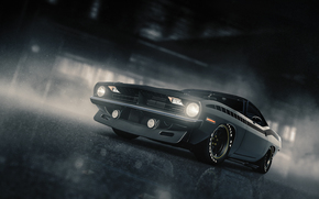 Plymouth Barracuda, Plymouth, Gran Turismo 6