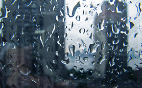 glass, drops, TEXTURE, drops on the glass