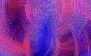 fractal, abstraction, 3d, art