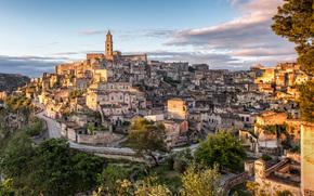Matera, Italy, city