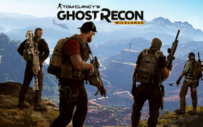 Ghost Recon, Wildlands Ghost Recon, Tom Clancy, Tom Clancy Ghost Recon Wildlands, gry