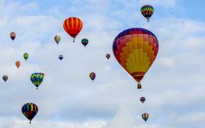 cielo, Palloncini, Balloon Festival