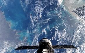Northern Australia, Peninsula Arnhem Land, Cape Arnhem, ISS, land, space
