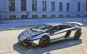Lamborghini, Aventador, Lamborghini Aventador, SuperVeloce, Lamborghini Aventador LP 750-4 SuperVeloce, sports car