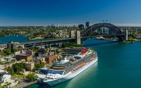 Sydney Harbour, Sydney, New South Wales, Australia.