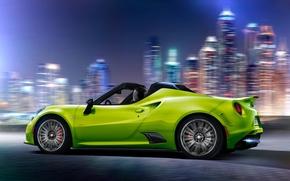 Carro esportivo, Alfa Romeo, Alfa Romeo 4C