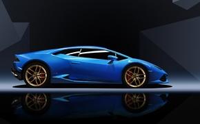 Lamborghini Huracan, Lamborghini, Huracan, sports car