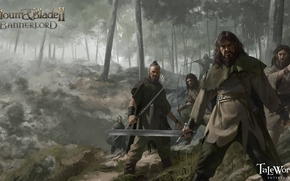 Mount and Blade 2: Bannerlord, Mount and Blade 2, Bannerlord, Art
