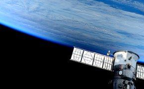 Земля, космос, МКС, наука, техника