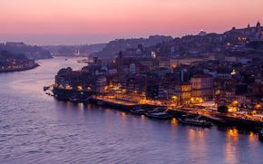 Portugal, La ciudad de Oporto, Río Duero