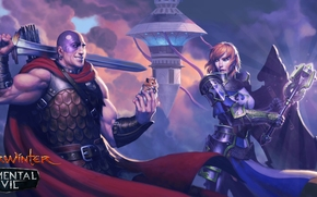 Dungeons and Dragons: Neverwinter, Lochy i Smoki, Neverwinter