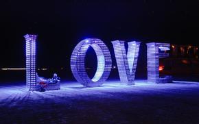 场景, 爱, 爱