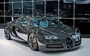 Bugatti, Veyron, giperkar, Supercar, Mansory, Bugatti
