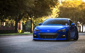 Subaru, BSR, puesta a punto