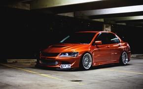 Mitsubishi, Lancer, sintonizzazione