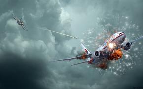 Ucrania, Malasia, Ataque, plano, choque, APU, Poroshenko, Boeing