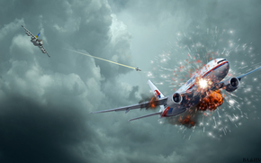 Украина, Малазия, атака, самолёт, авиакатастрофа, ВСУ, Порошенко, Боинг