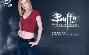 Buffy - Buffy the Vampire Slayer, Buffy the Vampire Slayer, film, movies