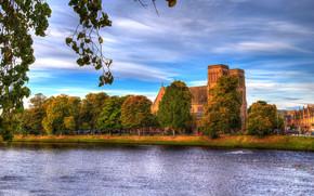 Inverness Cathedral, Cattedrale della Chiesa Episcopale di Scozia, Situato a Inverness