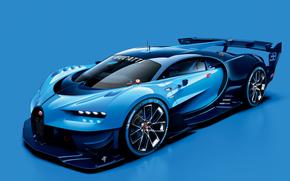 2015, Bugatti, Visión, Gran Turismo