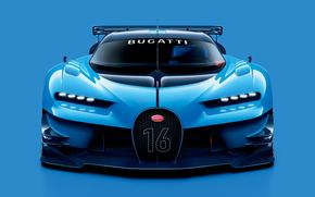 2015, Bugatti, Wizja, Gran Turismo