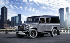 Sixty8, based on, Startech, Land Rover, 2015, Defender