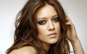 Hilary Duff Erhard, Atriz americana, cantor, Hilary Duff, empres?rio, modelo, produtor