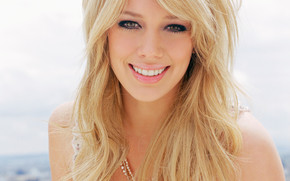 Hilary Duff, Hilary Duff Erhard, atriz