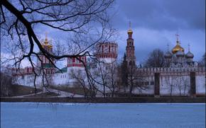 Russia, Moscow, Novodevichy Convent, Yuri Degtyarev