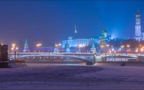 Russia, Moscow, Kremlin, Bolshoi Moskvoretsky Bridge, Юрий Дегтярёв