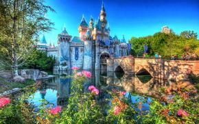 Disneyland, Southern California, Ha celebrato il suo 60 ° anniversario