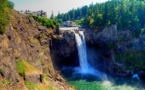 Snoqualmie, Snoqualmie, USA, Washington