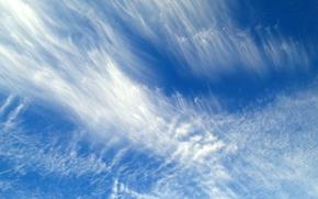 paisagem, Nuvens, c?u