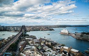 Sydney, Australie, ville