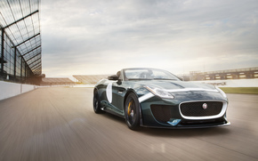 2015, Jaguar, F-Type, Project 7