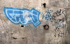 TEXTURE, wall, inscriptions