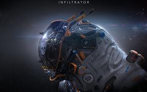 Igor Sobolevsky, Infiltrator, robot, newcomer