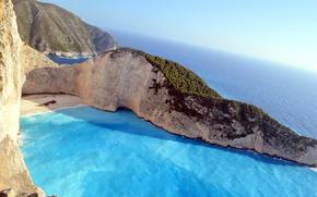 Shipwreck, Navagio beach, Zakynthos, Zakynthos, Ionian Islands, Greece